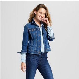 Universal Thread Freeborn Denim Jacket Large